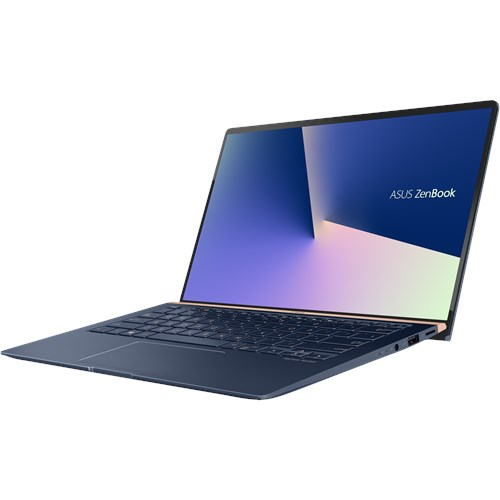 "ASUS ZENBOOK UX433FN-A5104R 14"" FHD, I7-8565U CPU, MX150 GRAPHIC, 16GB MEMORY, 512GB SSD, WINDOWS 10 PRO, TOUCHPAD(SWITCHABLE NUMBERPAD), 2 Y WARRANTY"