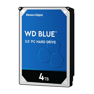 western digital 4tb desktop hard drive